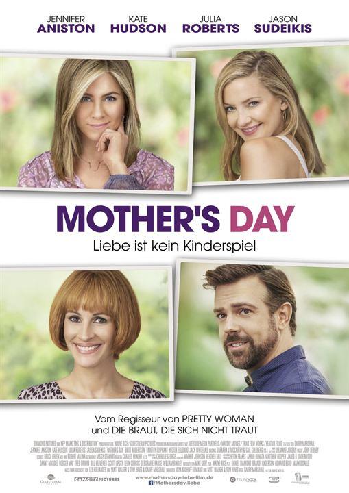 Mother's Day - Liebe ist kein Kinderspiel : Kinoposter