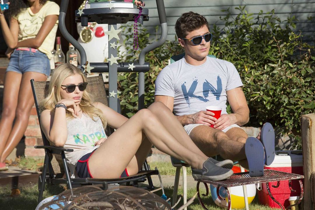 Bad Neighbors 2 : Bild Chloë Grace Moretz, Zac Efron