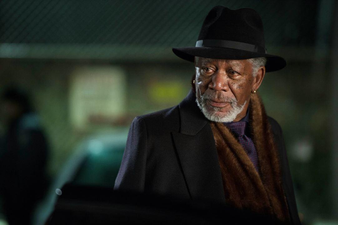 Die Unfassbaren 2 : Bild Morgan Freeman