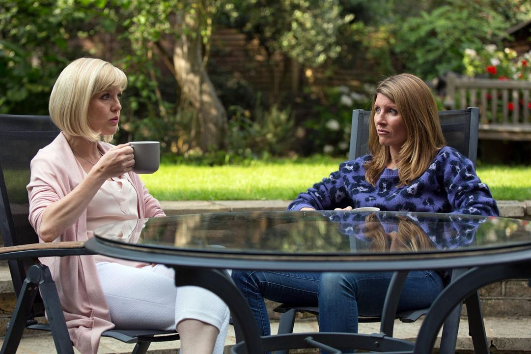Bild Ashley Jensen, Sharon Horgan