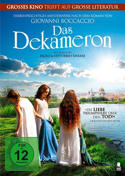 Giovanni Boccaccio: Das Dekameron : Kinoposter