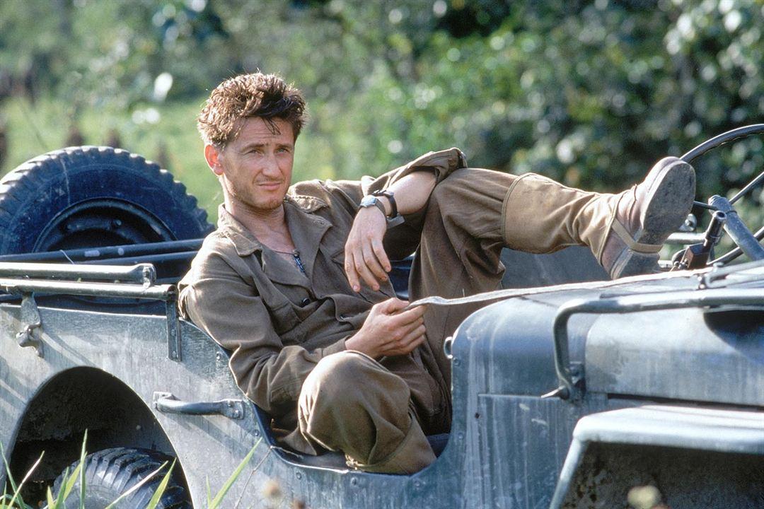 Der schmale Grat : Bild Sean Penn
