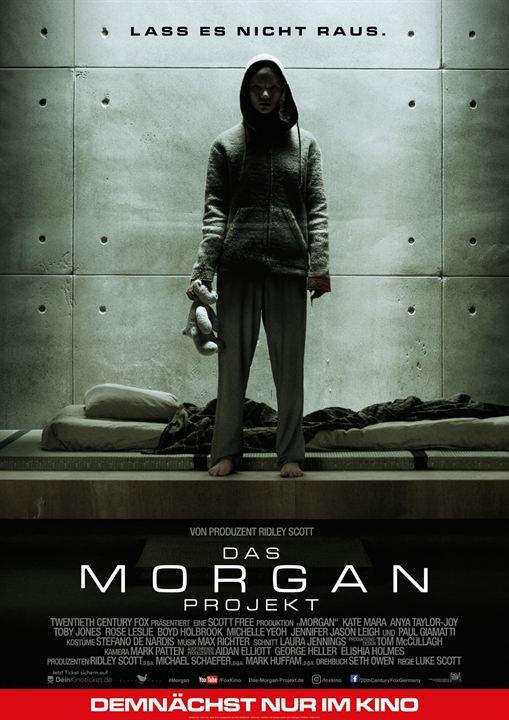 Das Morgan Projekt : Kinoposter