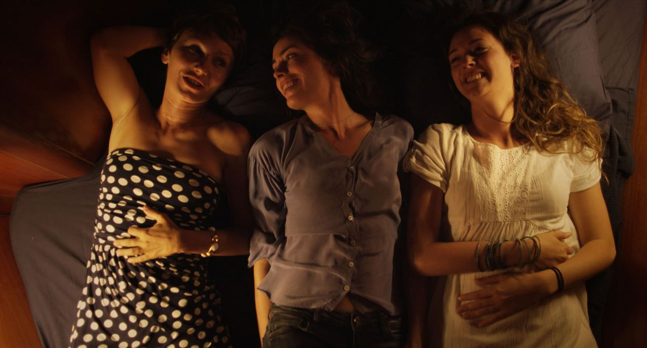 Bild Anne Serra, Dinara Droukarova, Sophie Verbeeck
