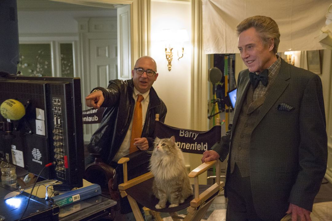 Voll verkatert : Bild Barry Sonnenfeld, Christopher Walken