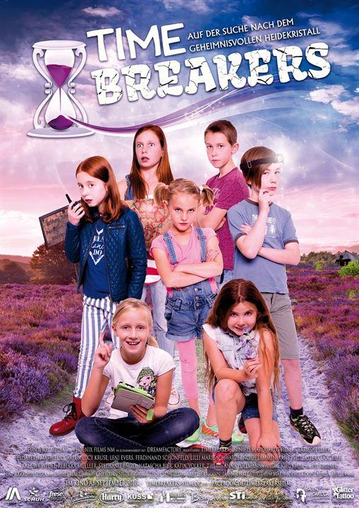Timebreakers - Auf der Suche nach dem geheimnisvollen Heidekristall : Kinoposter