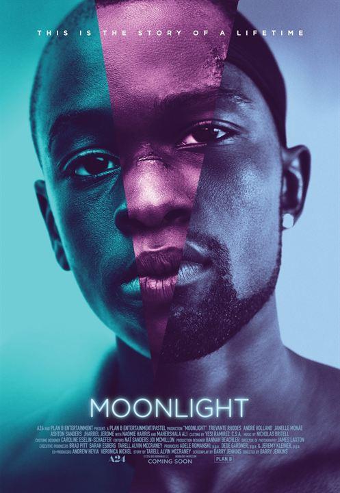 Moonlight : Kinoposter