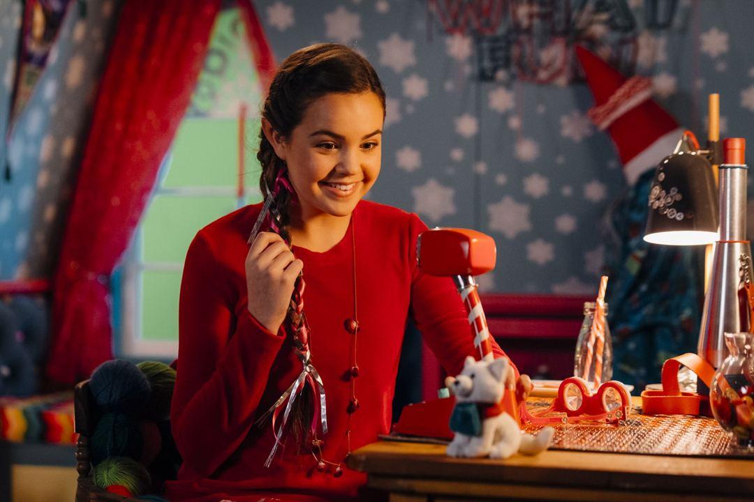 Zauber einer Weihnachtsnacht : Bild Bailee Madison