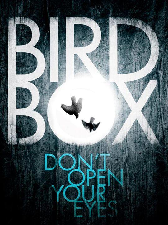 Bird Box - Schließe deine Augen : Kinoposter