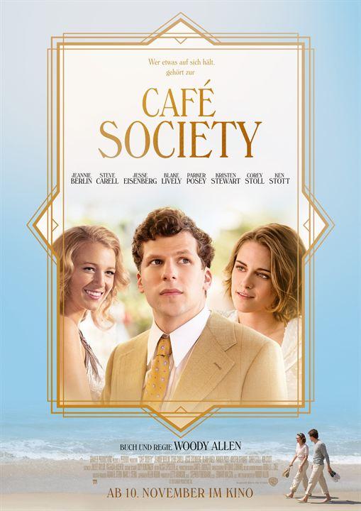 Café Society : Kinoposter