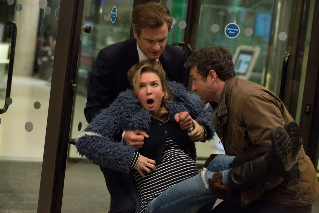 Bild Zu Patrick Dempsey Bridget Jones Baby Bild Colin Firth