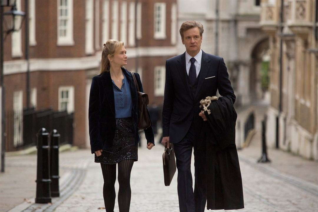 Bridget Jones' Baby : Bild Colin Firth, Renée Zellweger