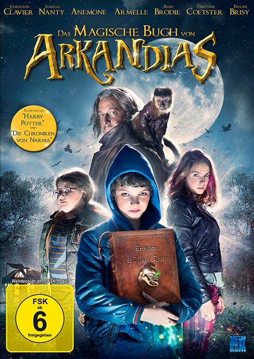 Das Magische Buch von Arkandias : Kinoposter