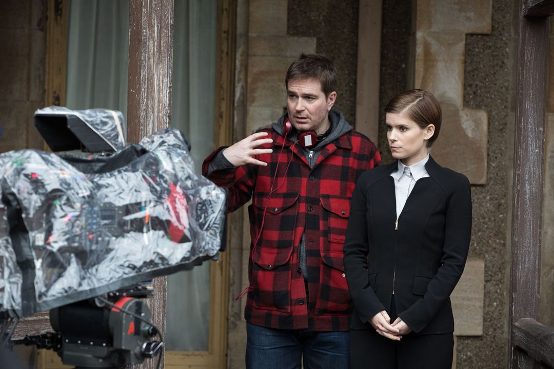 Das Morgan Projekt : Bild Kate Mara, Luke Scott