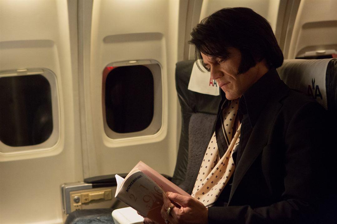Elvis & Nixon : Bild Michael Shannon