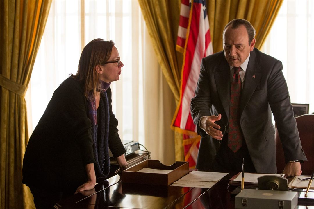 Elvis & Nixon : Bild Kevin Spacey, Liza Johnson