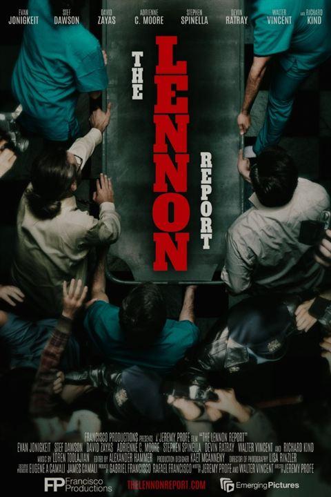 The Lennon Report : Kinoposter