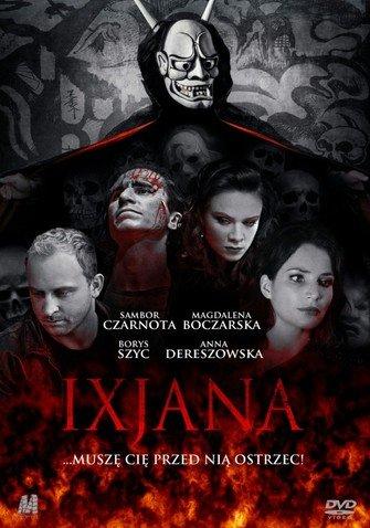 Ixjana : Kinoposter