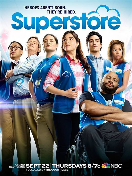 Superstore : Kinoposter