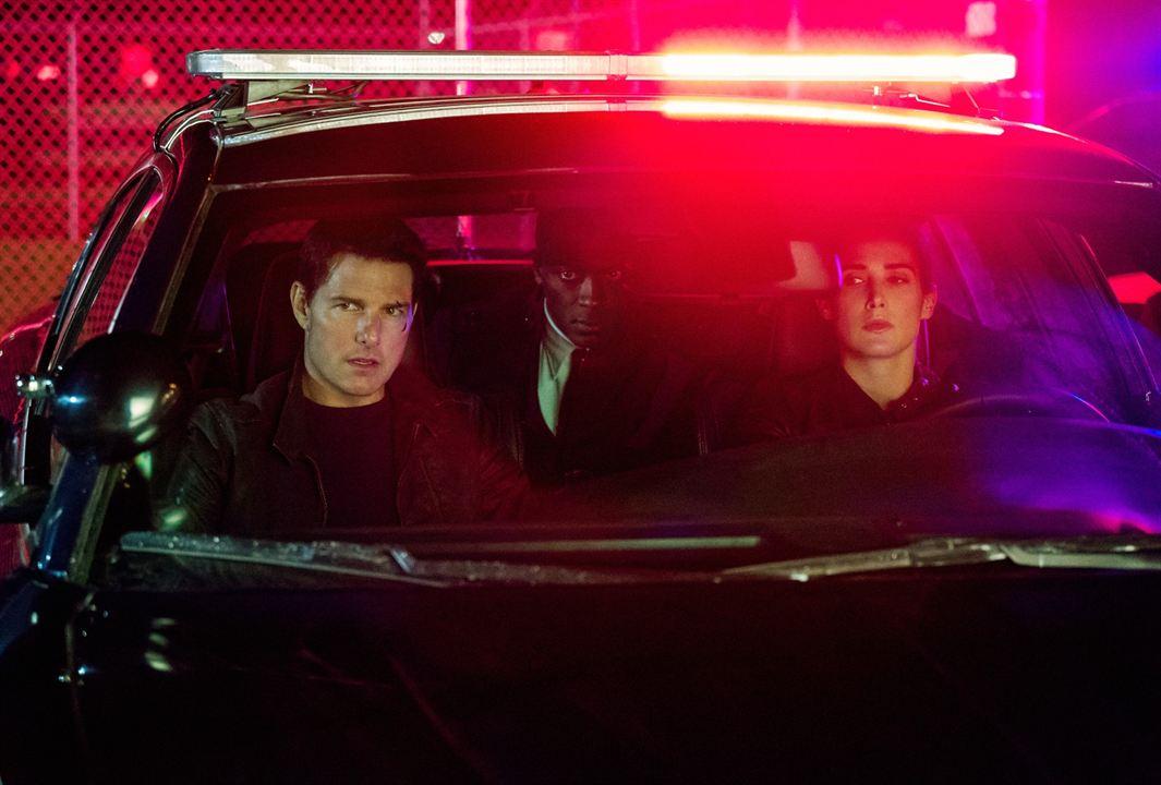 Jack Reacher 2: Kein Weg zurück : Bild Aldis Hodge, Cobie Smulders, Tom Cruise