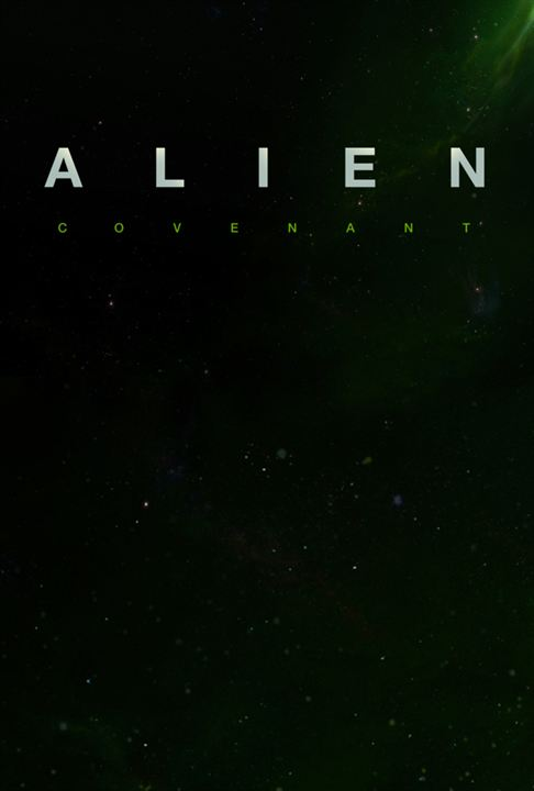 Alien: Covenant : Kinoposter