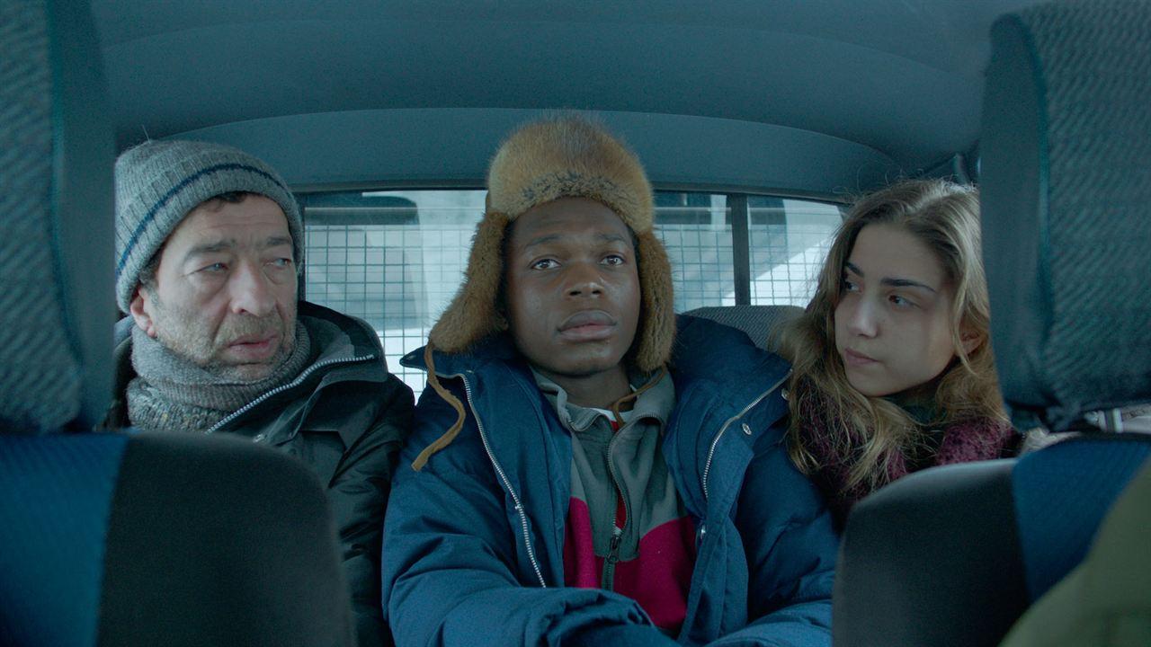 Welcome To Norway : Bild Elisar Sayegh, Olivier Mukuta, Slimane Dazi