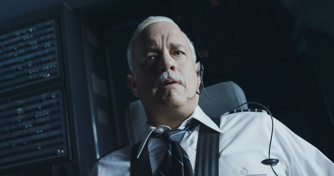 Sully: Tom Hanks