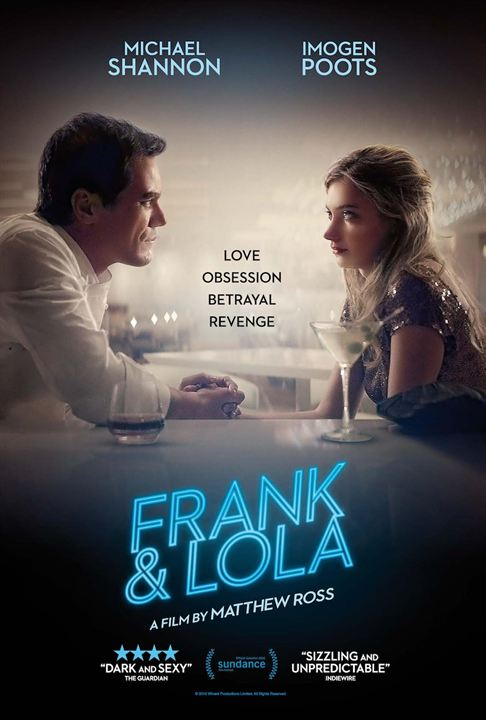 Frank & Lola : Kinoposter