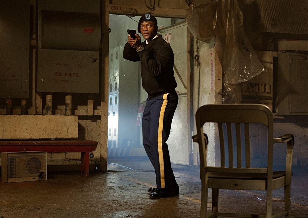 Jack Reacher 2: Kein Weg zurück : Bild Aldis Hodge