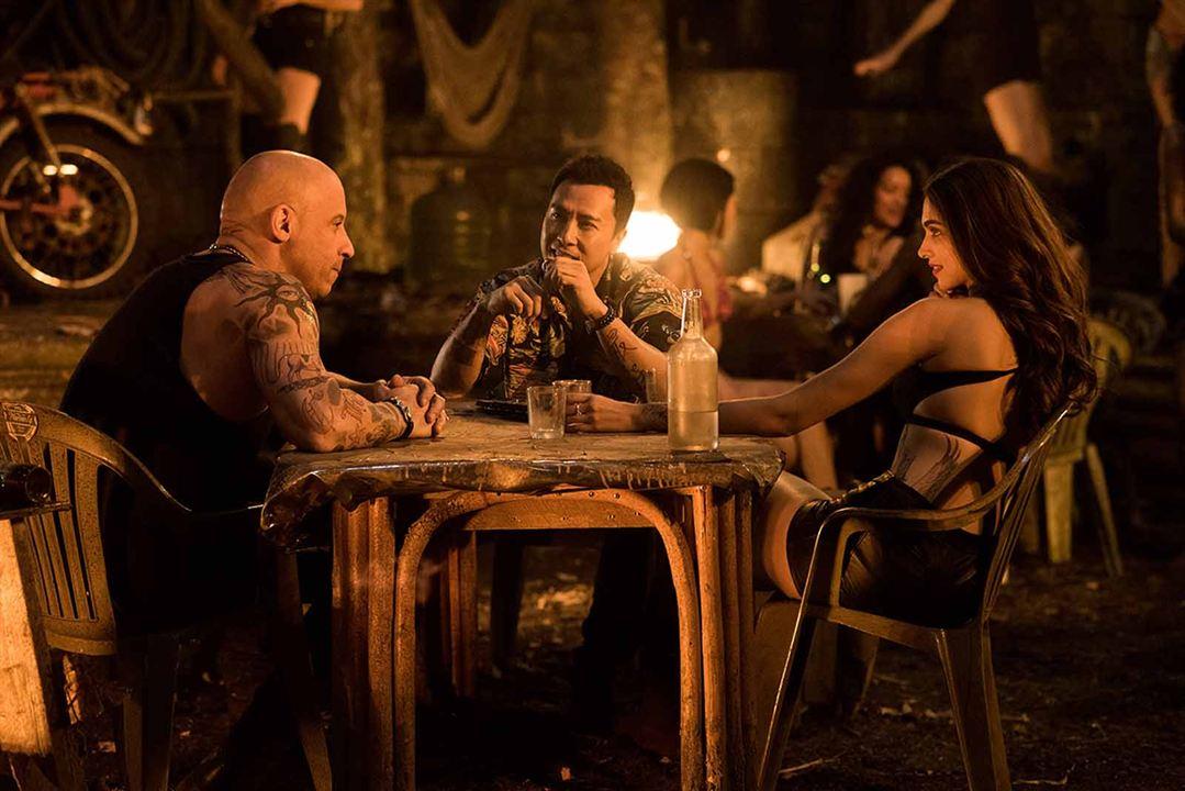 xXx 3: Die Rückkehr des Xander Cage : Bild Deepika Padukone, Donnie Yen, Vin Diesel