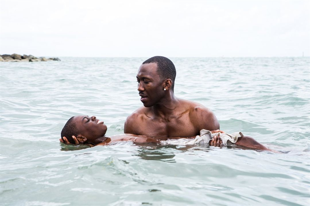 Moonlight : Bild Alex R. Hibbert, Mahershala Ali