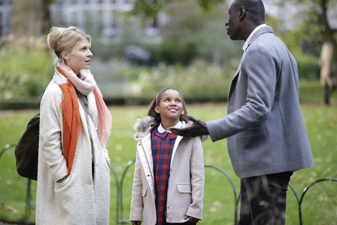 Plötzlich Papa : Bild Clémence Poésy, Gloria Colston, Omar Sy