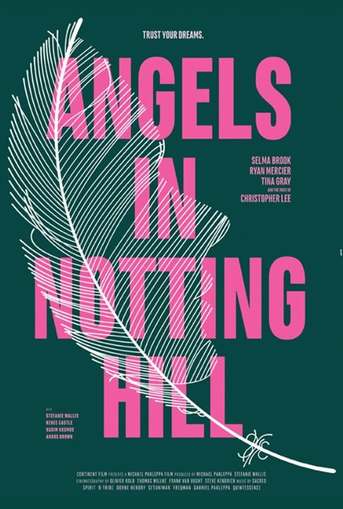 Angels In Notting Hill : Kinoposter
