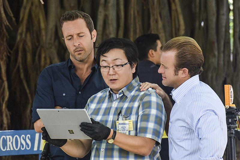 Bild Alex O'Loughlin, Masi Oka, Scott Caan