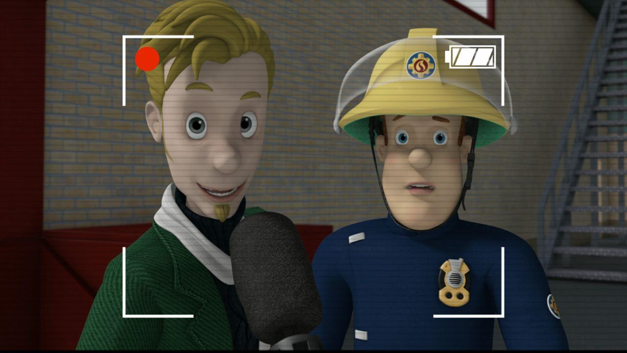 Feuerwehrmann Sam - Achtung Außerirdische! : Bild