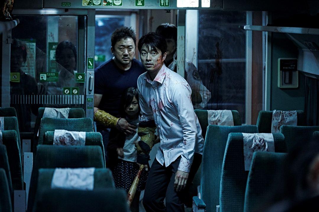Train To Busan : Bild Dong-seok Ma, Gong Yoo, Kim Soo-An