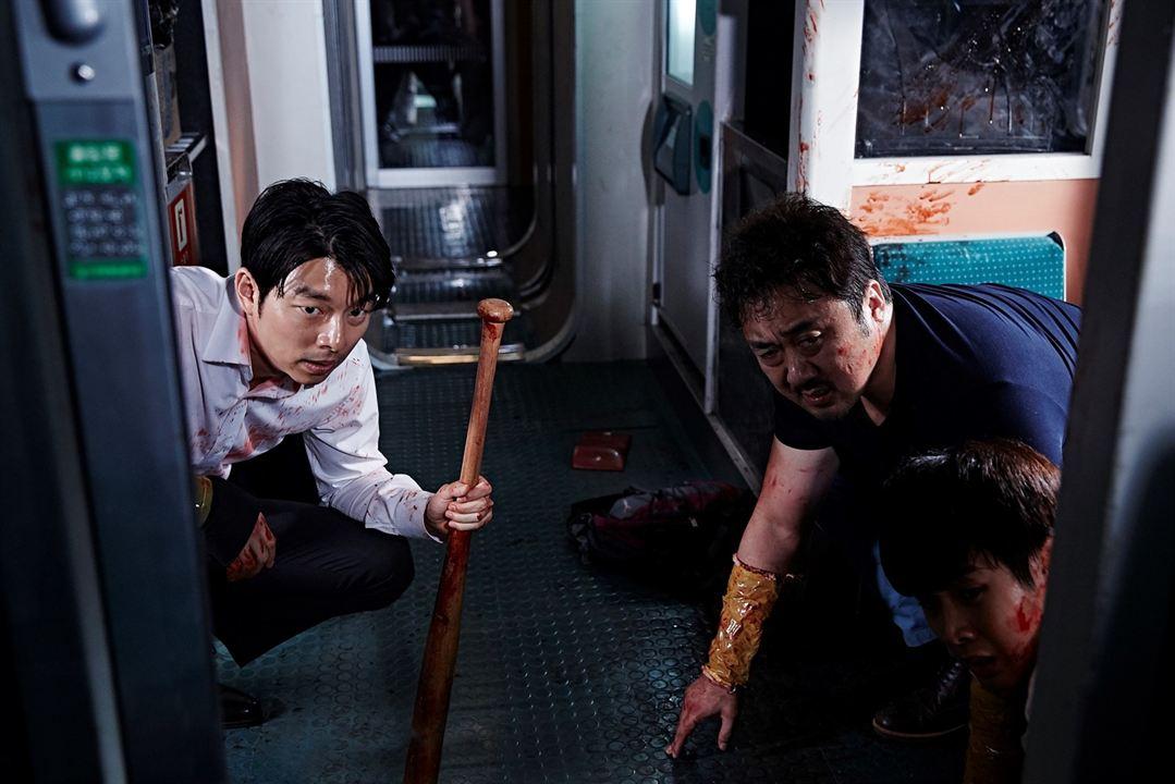 Train To Busan : Bild Dong-seok Ma, Gong Yoo
