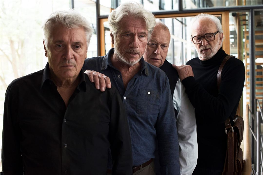 Kundschafter des Friedens : Bild Henry Hübchen, Jürgen Prochnow, Michael Gwisdek, Thomas Thieme