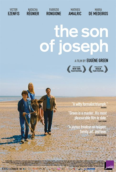 The Son Of Joseph : Kinoposter