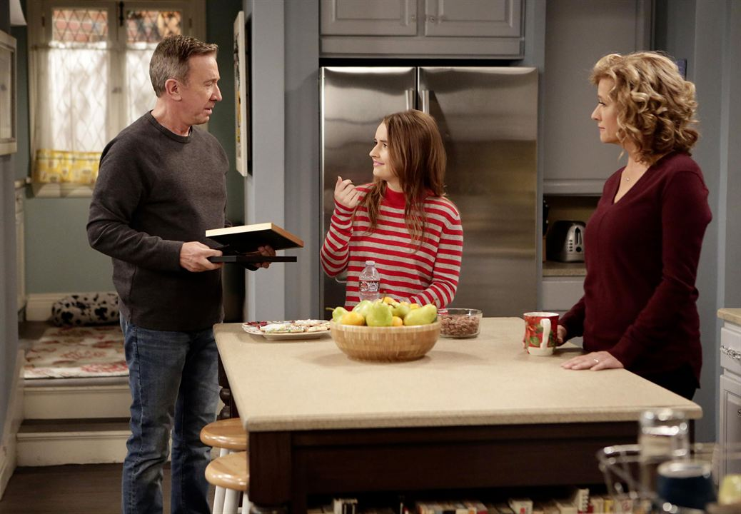 Bild Kaitlyn Dever, Nancy Travis, Tim Allen