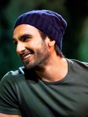 Kinoposter Ranveer Singh