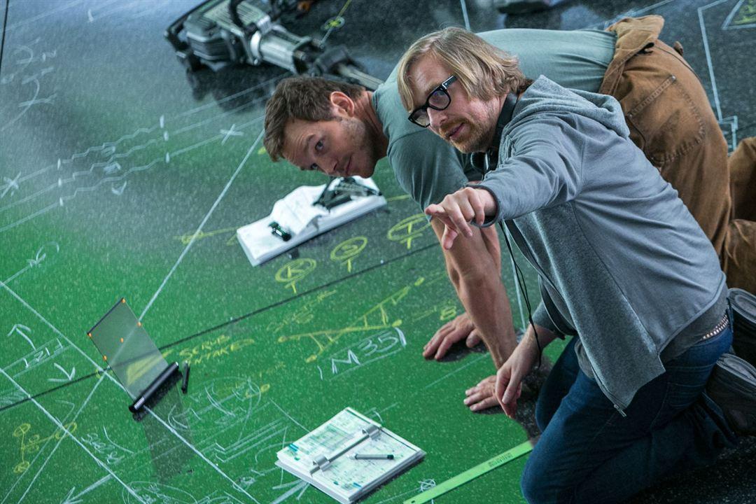 Passengers : Bild Chris Pratt, Morten Tyldum