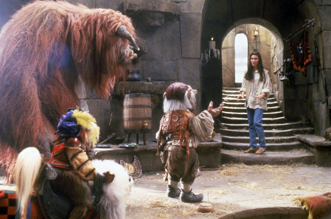 Die Reise ins Labyrinth : Bild Jennifer Connelly