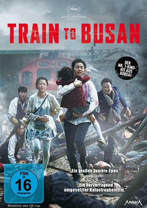Train To Busan : Kinoposter