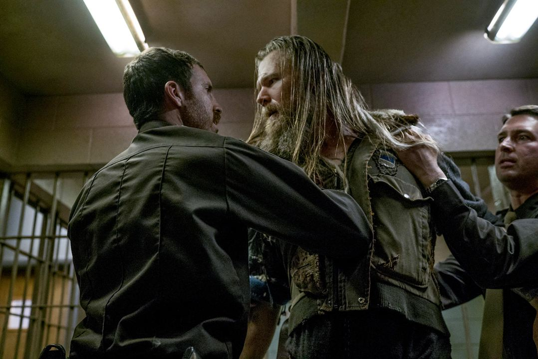 Bild Ryan Hurst, Thomas M. Wright