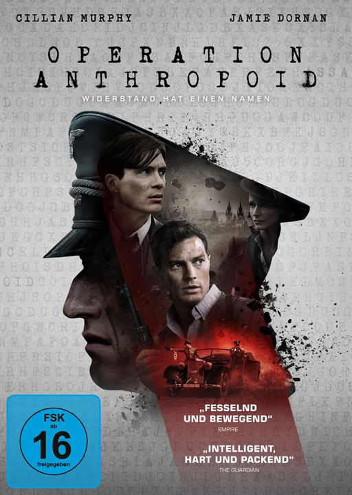 Operation Anthropoid : Kinoposter