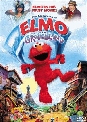 Elmo im Grummelland : Kinoposter