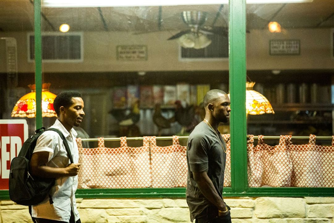 Moonlight : Bild Andre Holland, Trevante Rhodes