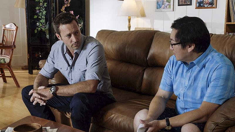 Bild Alex O'Loughlin, Masi Oka