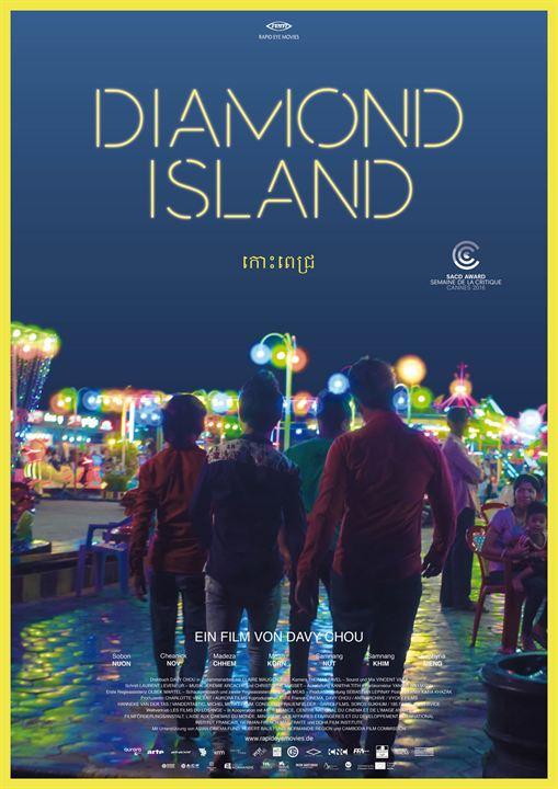 Diamond Island : Kinoposter
